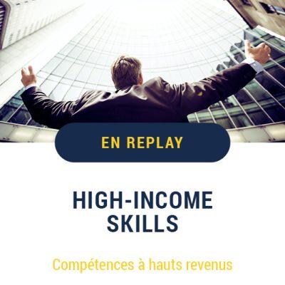 Compétences à hauts revenus