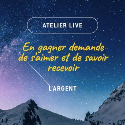Atelier Live L'argent