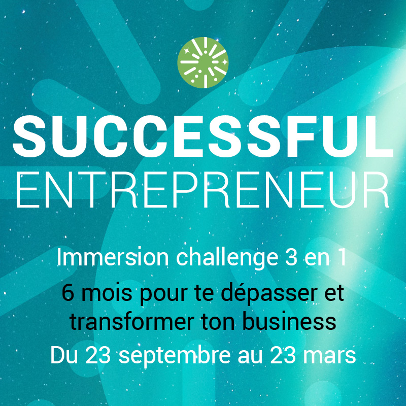 successful entrepreneur programme